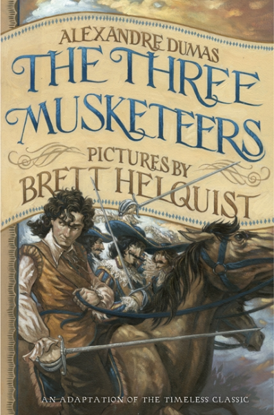 Alexandre Dumas The Three Musketeers adapted by Clarissa Hutton