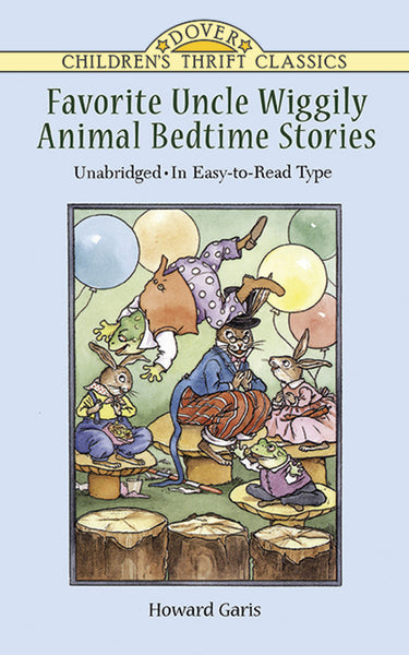 Favorite Uncle Wiggily Animal Bedtime Stories by Howard Garis