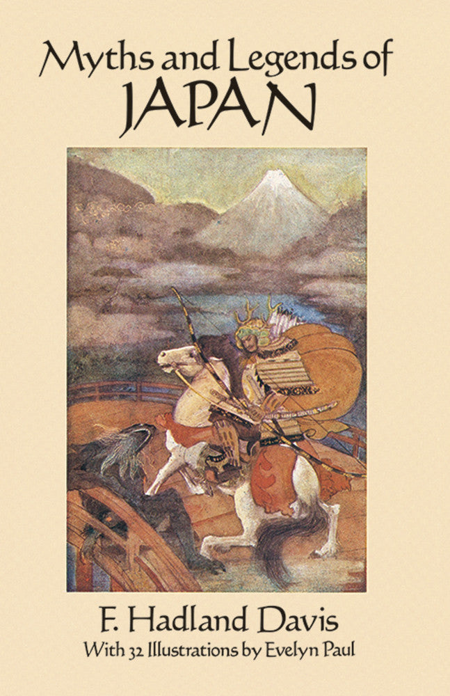 Myths and Legends of Japan by F. Hadland Davis