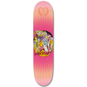 "0 Beautiful Dudes Limited Edition Collaboration Deck 8.5"" x 32.25"""