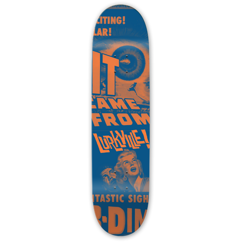 "It Came From Lurkville ""Blue"" Deck"