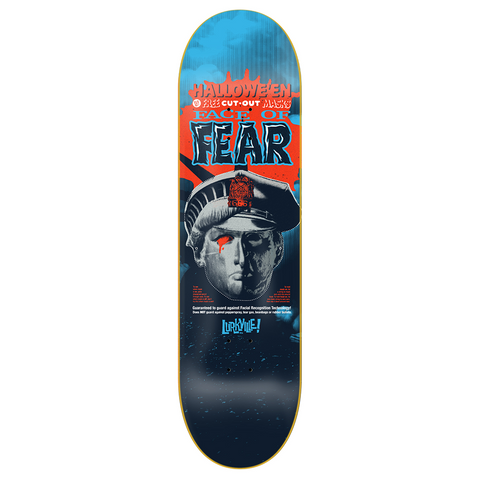 Lurkville Fear Deck - Mask Series 8.5""
