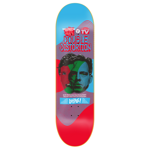Double Mask Deck - Mask Series 8.5""