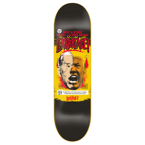 Leatherface Deck - Mask Series 8""