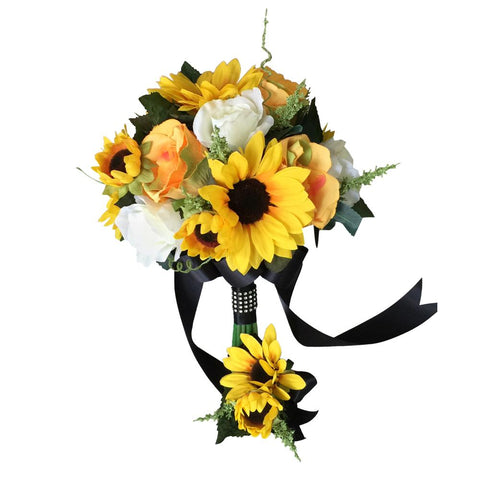 Daisies and Sunflowers - Wedding Package