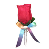 Boutonniere-Pick ribbon color