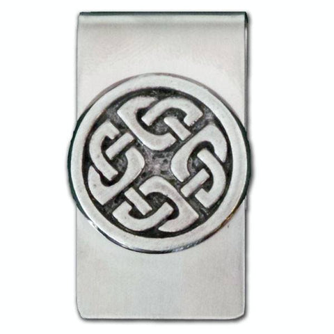 Jewelry & Adornment - Celtic Strength Celtic Knot Money Clip