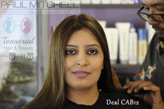 Deal CAB12 Tint/Cut/Blow and Ultimate Color Repair Treatment R999-00