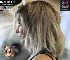 Half Head H/L includes cut/Blow/Paul Mitchell Strengthening Treatment and Paul Mitchell Take Home Forever Blonde Travel Pack R1299 Limited purchase online only.