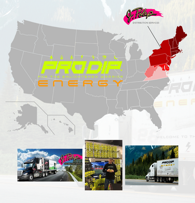 PRO-DIP® Gains Northeast Region on It's Quest for National Distribution