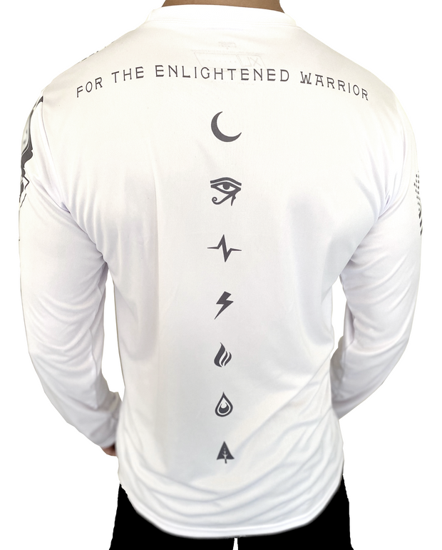 Enlightened Warrior® Venture Performance Long Sleeve Dri-Fit