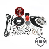 H&S Motorsports Dual High Pressure Fuel Kit (2011-Current) - Ford 6.7L OSTS | OSTSAZ High Pressure Fuel Pump