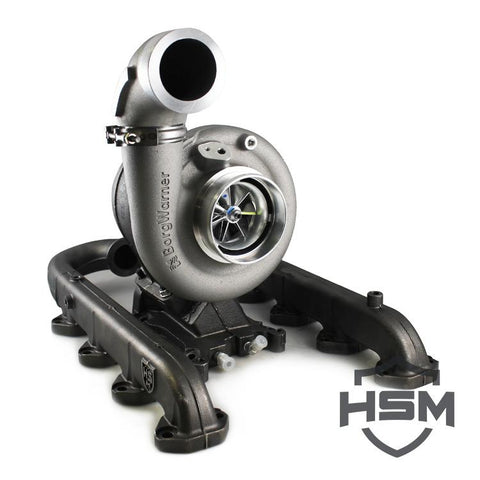 H&S Motorsports SX-E Turbo Kit - Made to Order (2011-2016) - Ford 6.7L OSTS | OSTSAZ Turbos