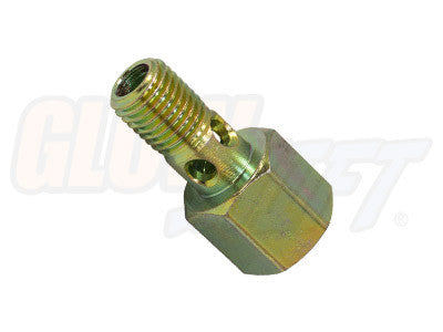 Glow Shift Fuel Pressure Banjo Bolt Adapter (1998.5-2007) - Dodge 5.9L 24V OSTS | OSTSAZ Interior