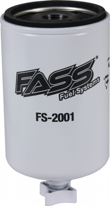 FASS Fuel Filter and Water Separator Replacement #FS-2001 OSTS | OSTSAZ Fuel System