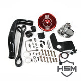 H&S Motorsports Dual High Pressure Fuel Kit (2007.5-Current) - Dodge 6.7L OSTS | OSTSAZ Dual Fueler Kit