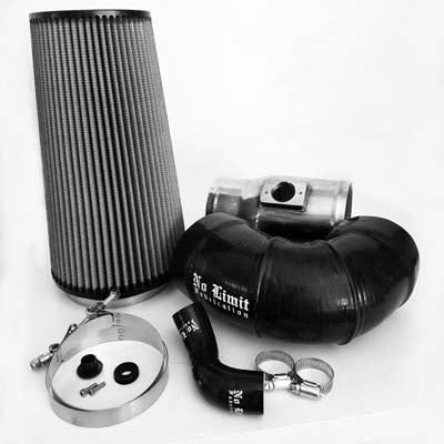 No Limit Fabrication Cold Air Intake for Mod Turbo (2008-2010) - Ford 6.4L OSTS | OSTSAZ Air Intake Systems