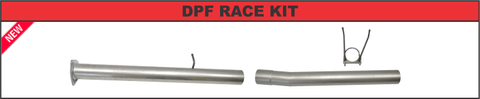 Flo Pro Cat & DPF / SCR Race Pipes (2013-2018) - Dodge 6.7L OSTS | OSTSAZ Race Pipe