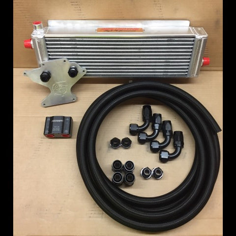 Absolute Performance Oil Cooler Kit (2011-2016) - Ford 6.7L OSTS | OSTSAZ Oil Cooler