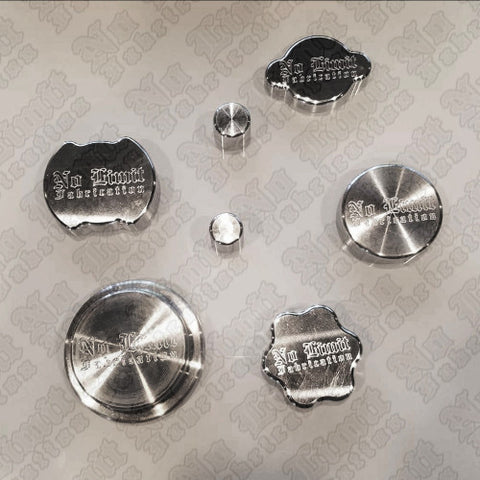 No Limit Complete Engine Cap Set (2011-2019) - Ford 6.7L