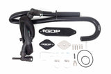GDP Cooler Upgrade Kit w/ Coolant Re-Route Hoses (2015-2016) - Ford 6.7L OSTS | OSTSAZ EGR