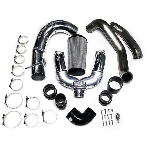 GDP Intercooler Piping Kit (2011-2014) - Ford 6.7L OSTS | OSTSAZ Intake Piping