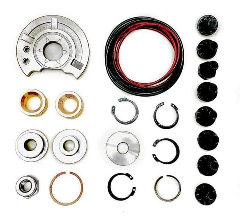 Borg Warner S300-SXE Turbo Rebuild Kit W/ Upgraded 360 Bearing - Universal OSTS | OSTSAZ DIY Turbo Kit