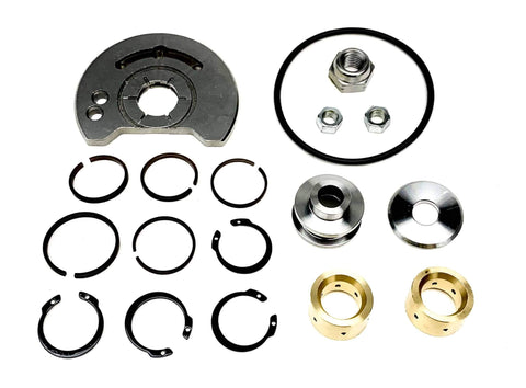 Borg Warner S400 SX-E Turbo Rebuild Kit W/ Upgraded 360 Bearing - Universal OSTS | OSTSAZ DIY Turbo Kit