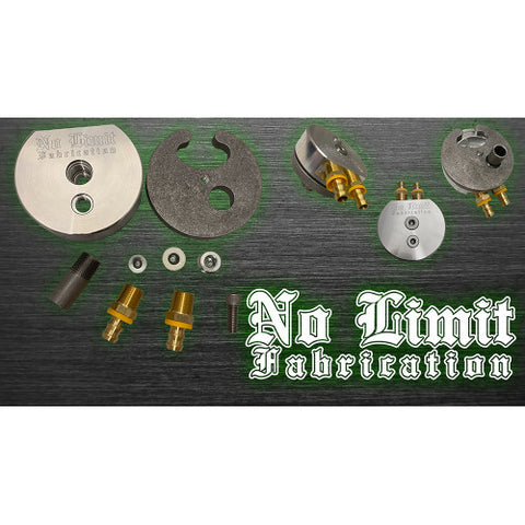 No Limit Fabrication Sump