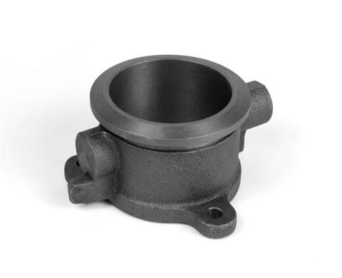 KC Turbos High Flow Exhaust Outlet Flange (1994-1997) - Ford 7.3L OSTS | OSTSAZ Turbo Parts