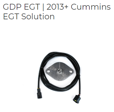 GDP EZ Lynk Cummins EGT Solution (2013-Current) - Dodge OSTS | OSTSAZ Accessories