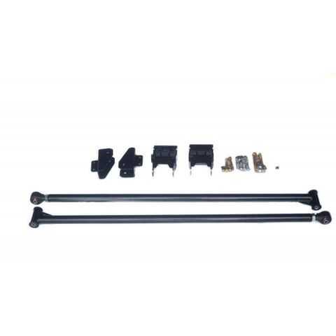 "No Limit Fabrication Premium 2"" Diameter Traction Bars - Ford (2005-Current)"