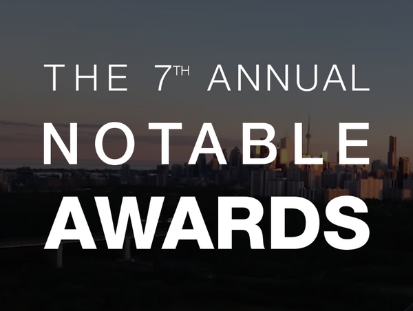 Notable Awards