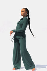 Comfy Pant in Forest Green