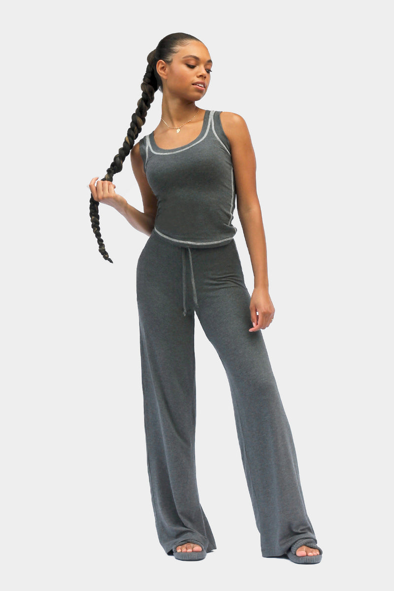 Comfy Pant in Charcoal