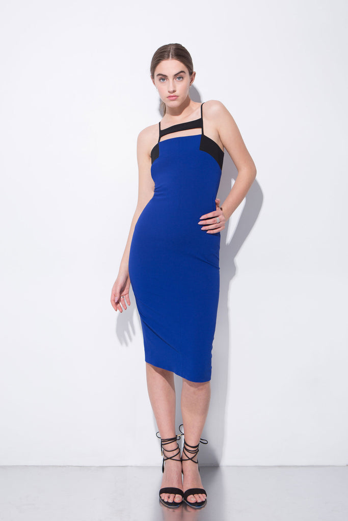 Cobalt Adelaide Dress