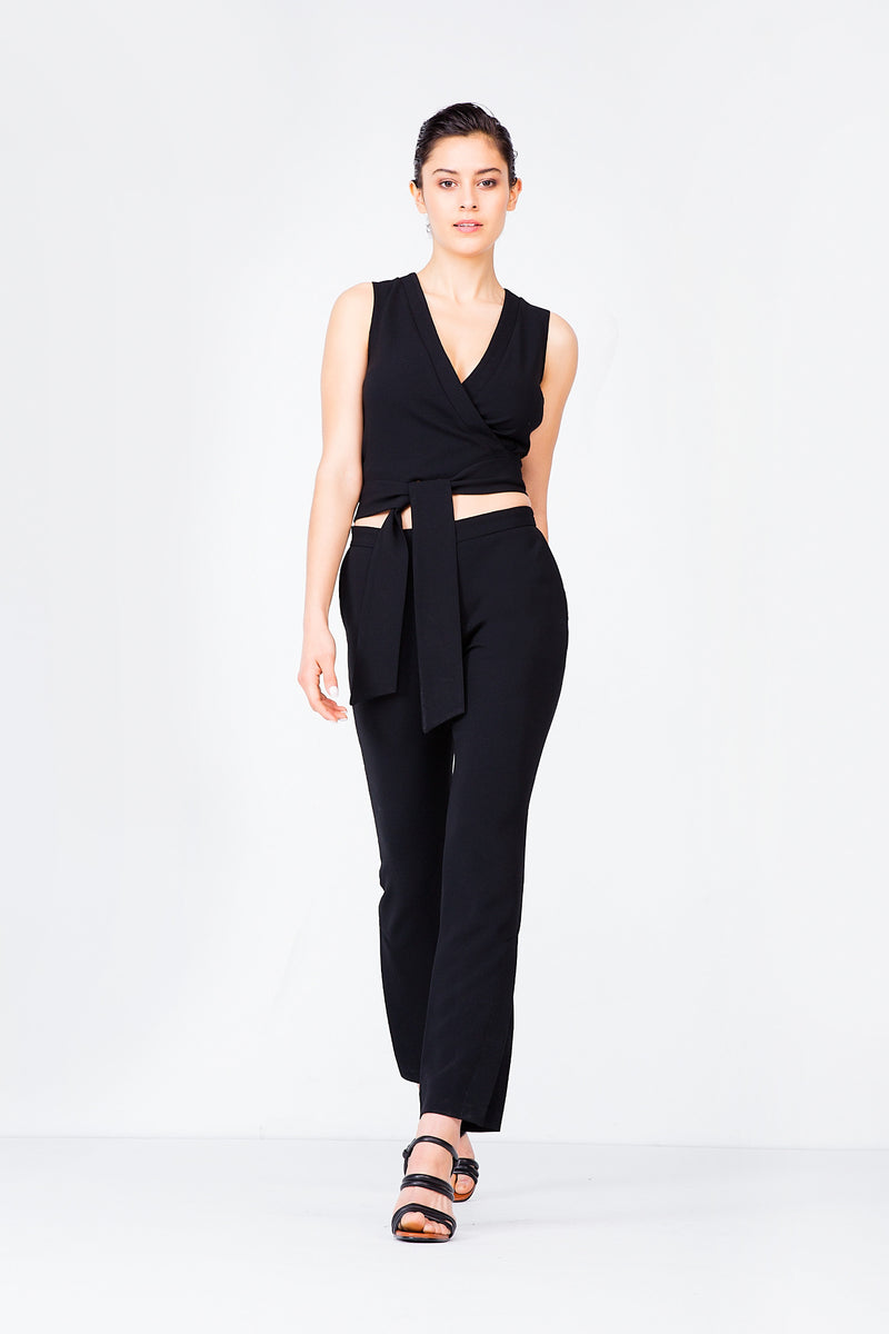 Madison Slit Pants
