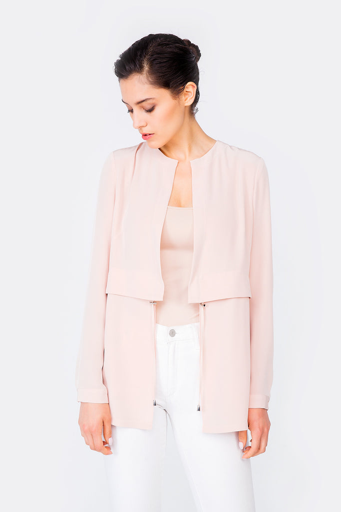 Blush Camden Jacket