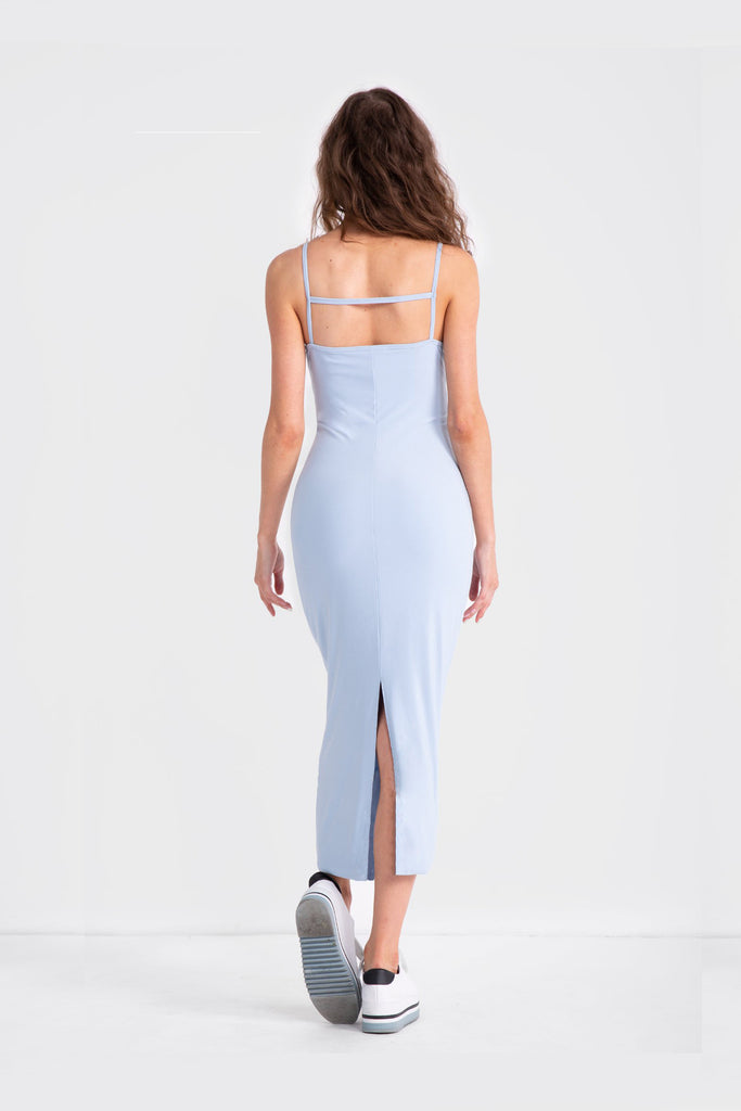 Pale Blue Sierra Dress