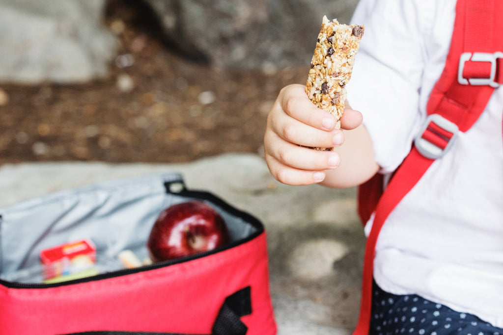 "9 ways to make your kids' lunches ""litterless"" this back-to-school season"