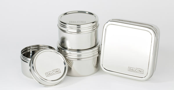 FAQ - Dalcini Stainless Food Containers