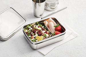 Hand-Crafted Stainless Steel Food Storage Containers | DALCINI Stainless