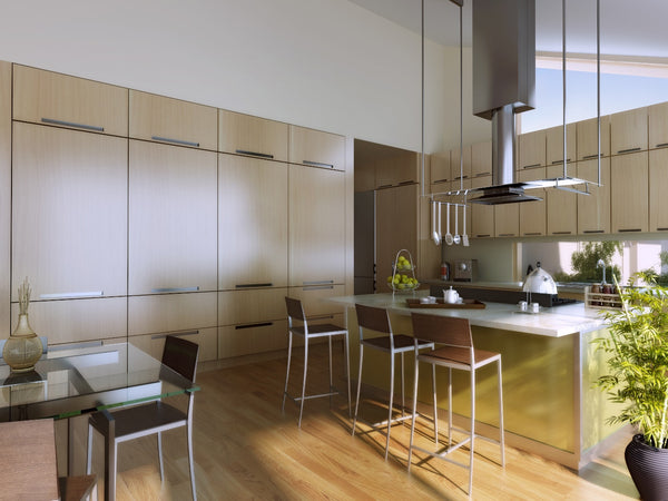 Choosing Sustainable Cabinetry and Floors Is Key