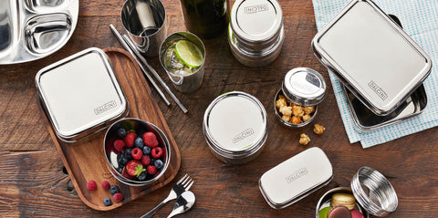 DALCINI Stainless steel containers