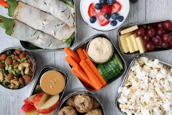 Healthy Snacks for roadtrips