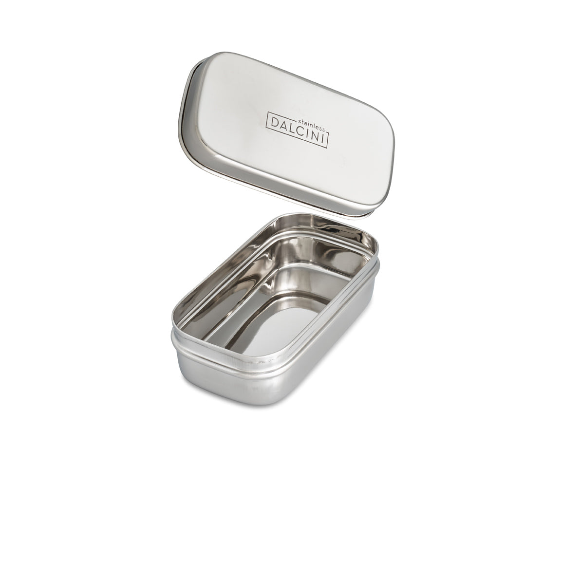 Dalcini Stainless Little Snacker Food Container