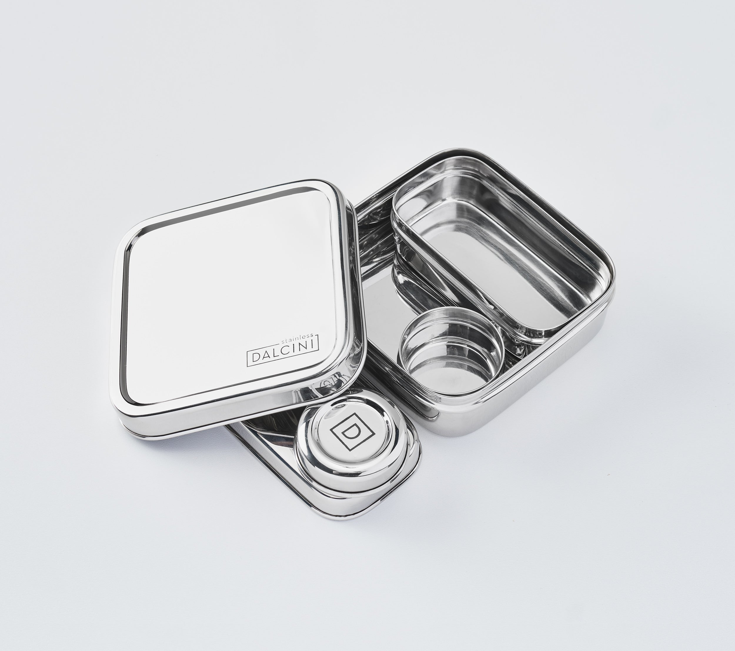 Condiment Container - DALCINI Stainless