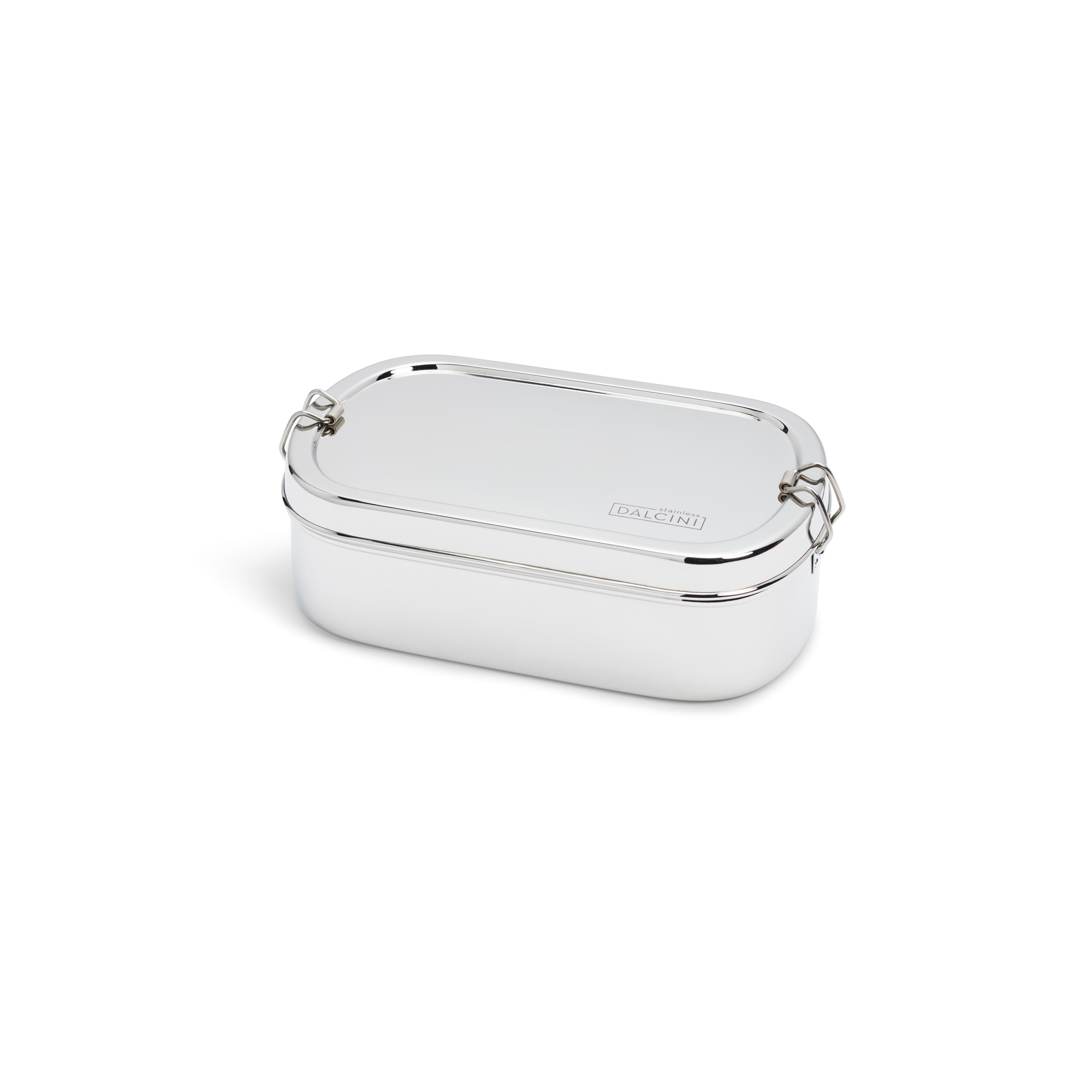 Large Oval with Clips - DALCINI Stainless