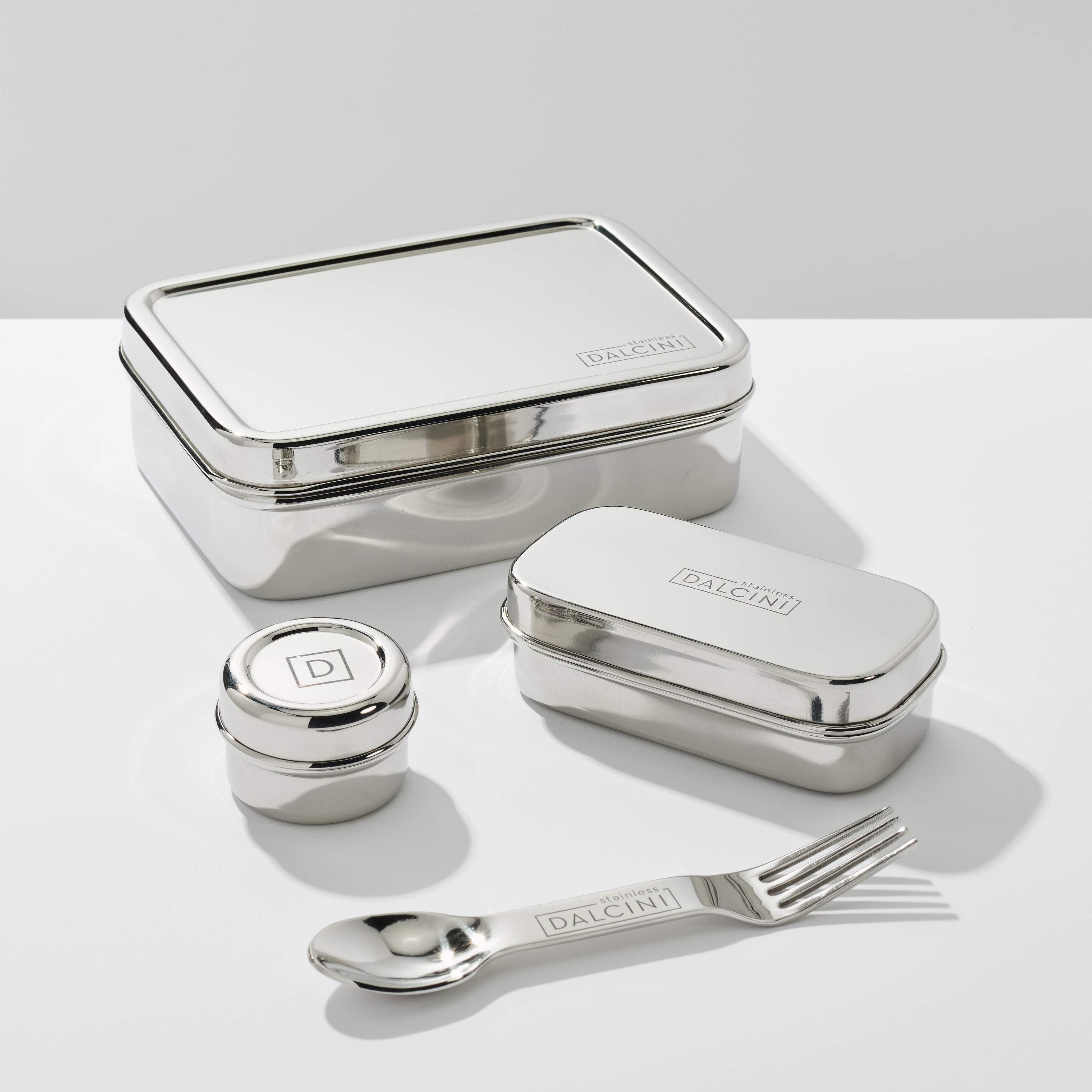 Lunch For One - DALCINI Stainless