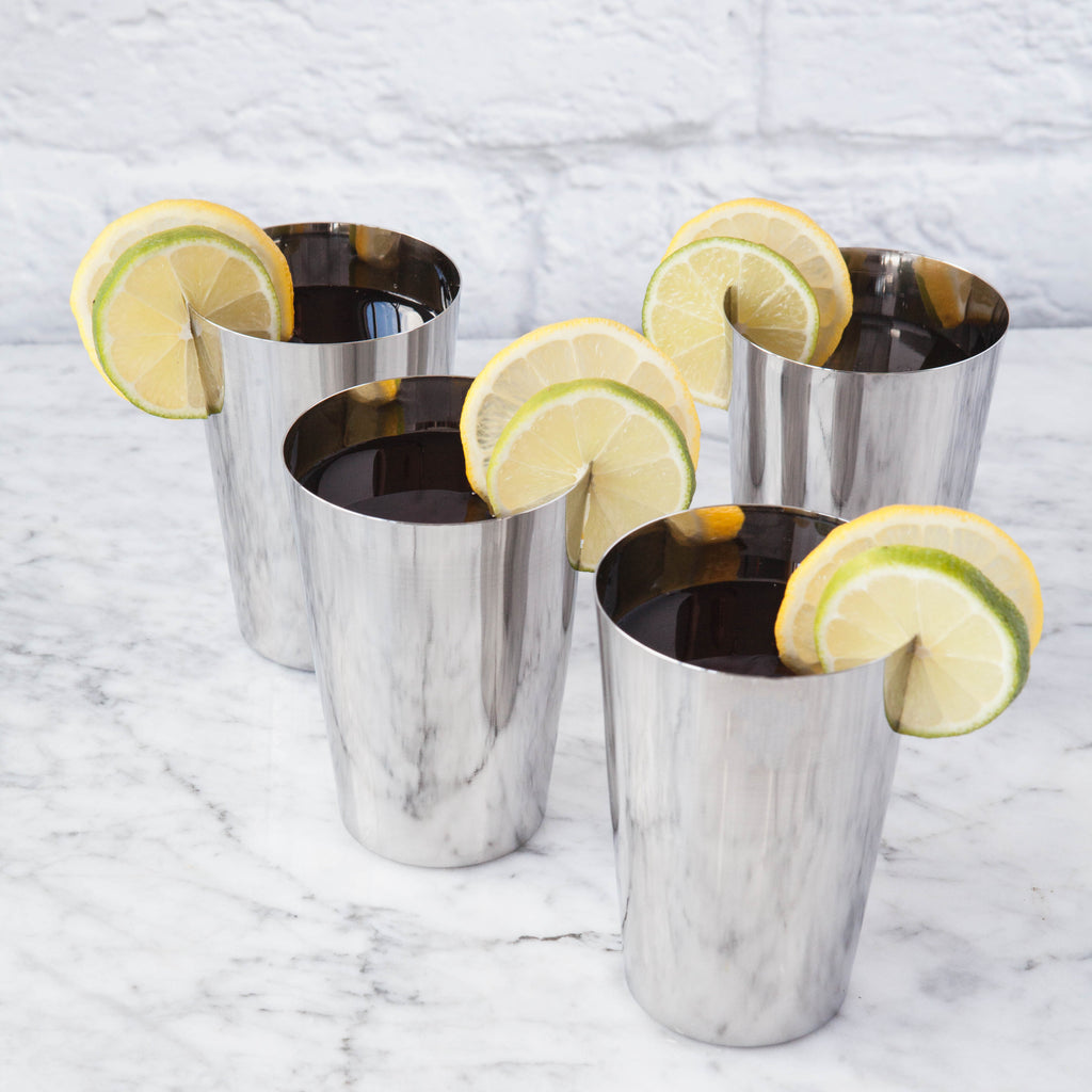 Stainless Steel Cups (400 mL)